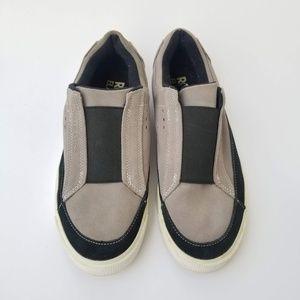 Royal Elastics Men's Gray Sneakers Slip On Sz 10.5
